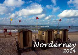 Kalender Norderney 2014 von Kriegel,  Michael