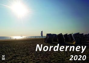 Kalender Norderney 2020