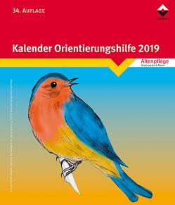 Kalender Orientierungshilfe 2019 (Block, ohne Aufhängevorrichtung)ng) von Vincentz Network GmbH & Co. KG