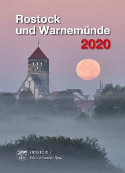 Kalender Rostock und Warnemünde 2020 von Reich,  Lydia