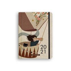 """Kalender Samaya 2021 """"Bücherliebe"""" von Melcher,  Lea"""