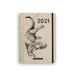 "Kalender Samaya 2021 ""Endangered"" (DE, EN) von Thiele,  Sophie"