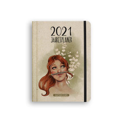 """Kalender Samaya 2021 """"Good vibes only"""" von Wunderlich,  Anja"""
