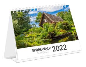 Kalender Spreewald kompakt 2022 von Becker,  Peter