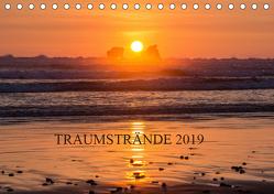 Kalender Traumstrände 2019 (Tischkalender 2019 DIN A5 quer) von Pfeifhofer / dreamworld-pictures.com,  Valentin