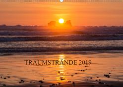 Kalender Traumstrände 2019 (Wandkalender 2019 DIN A2 quer) von Pfeifhofer / dreamworld-pictures.com,  Valentin