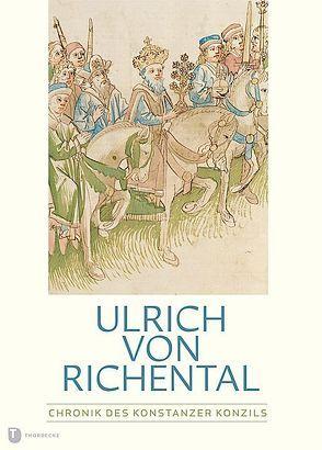 """Kalender """"Ulrich von Richental, Chronik des Konstanzer Konzils"""""""