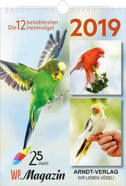 Kalender WP-Magazin 2019 DIN A4 Hochformat