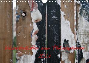 Kalenderblätter zum Philosophieren 2021 (Wandkalender 2021 DIN A4 quer) von Stolzenburg,  Kerstin