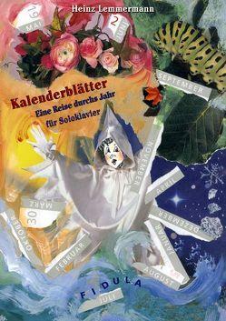 Kalenderblätter von Lemmermann,  Heinz