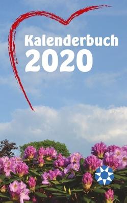 Kalenderbuch 2020 – Liebessprüche, Liebesbotschaft von Design,  Werteschatz