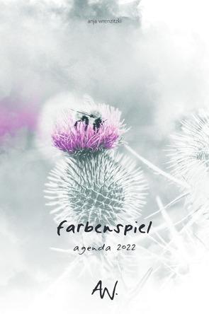 """Kalenderbuchreihe """"AGENDA"""" / farbenspiel von Wrenzitzki,  Anja"""