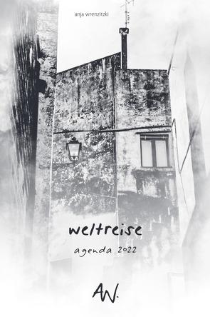 """Kalenderbuchreihe """"AGENDA"""" / weltreise von Wrenzitzki,  Anja"""