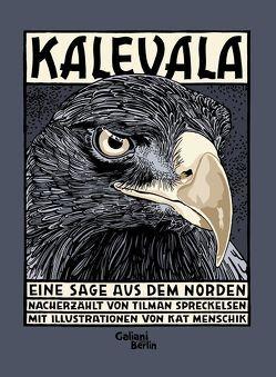 Kalevala von Menschik,  Kat, Spreckelsen,  Tilman