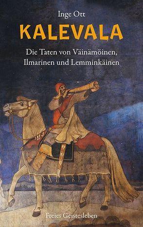 Kalevala von Ott,  Inge