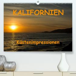 KALIFORNIEN Küstenimpressionen (Premium, hochwertiger DIN A2 Wandkalender 2020, Kunstdruck in Hochglanz) von Berlin, Schoen,  Andreas