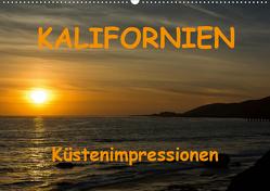 KALIFORNIEN Küstenimpressionen (Wandkalender 2021 DIN A2 quer) von Berlin, Schoen,  Andreas