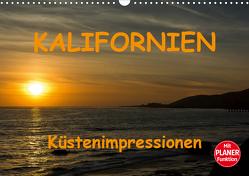 KALIFORNIEN Küstenimpressionen (Wandkalender 2021 DIN A3 quer) von Berlin, Schoen,  Andreas