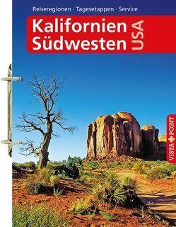 Kalifornien & Südwesten USA von Schmidt-Brümmer,  Horst, Sieler,  Carina
