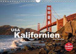 Kalifornien USA (Wandkalender 2019 DIN A4 quer) von Schickert,  Peter