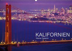KALIFORNIEN (Wandkalender 2019 DIN A2 quer) von Dieterich,  Werner