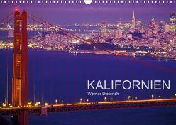 KALIFORNIEN (Wandkalender 2019 DIN A3 quer) von Dieterich,  Werner