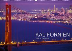 KALIFORNIEN (Wandkalender 2021 DIN A2 quer) von Dieterich,  Werner