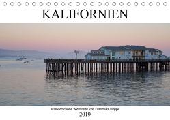 Kalifornien – wunderschöne Westküste (Tischkalender 2019 DIN A5 quer) von Hoppe,  Franziska