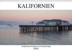 Kalifornien – wunderschöne Westküste (Wandkalender 2019 DIN A3 quer) von Hoppe,  Franziska