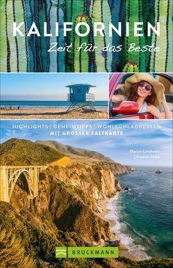 Kalifornien – Zeit für das Beste von Heeb,  Christian, Landwehr,  Marion