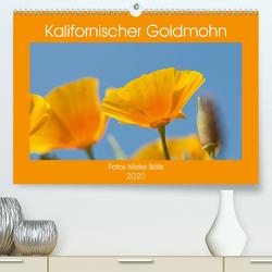 Kalifornischer Goldmohn (Premium, hochwertiger DIN A2 Wandkalender 2020, Kunstdruck in Hochglanz) von Bölts,  Meike