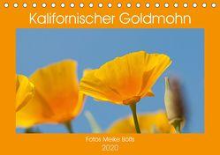 Kalifornischer Goldmohn (Tischkalender 2020 DIN A5 quer) von Bölts,  Meike