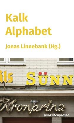 Kalk Alphabet von Linnebank,  Jonas