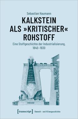 Kalkstein als »kritischer« Rohstoff von Haumann,  Sebastian