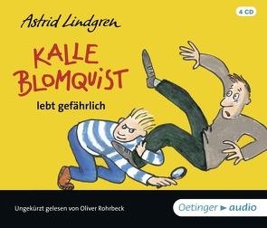 Kalle Blomquist von Bauer,  Jutta, Gustavus,  Frank, Lindgren,  Astrid, Peters,  Karl Kurt, Rohrbeck,  Oliver