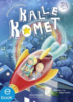 Kalle Komet von Glanzner,  Susanne Sue, Grote,  Anja