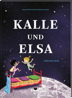 Kalle und Elsa von Daude,  Karl-Axel, Verona,  Jesús, Westin Verona,  Jenny