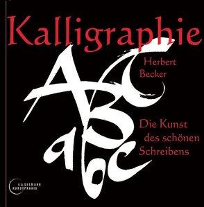 Kalligraphie von Becker,  Herbert
