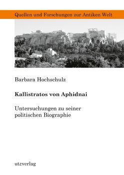 Kallistratos von Aphidnai von Hochschulz,  Barbara