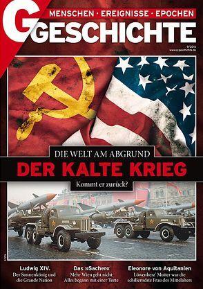 Kalte Krieg von Dr. Hillingmeier,  Klaus