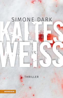 Kaltes Weiß von Dark,  Simone