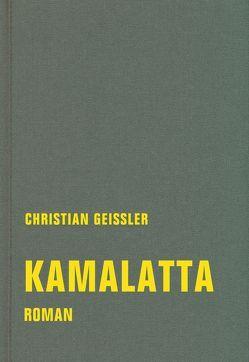 kamalatta von Geissler,  Christian