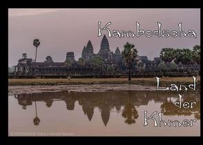 Kambodscha von Neuner,  Harald, Neuner-Gyß,  Petra, Petra + Harald Neuner,  Fotografie