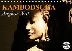 Kambodscha. Angkor Wat (Tischkalender 2019 DIN A5 quer) von Stanzer,  Elisabeth