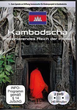 Kambodscha – Faszinierendes Reich der Khmer von Schwartz,  Oliver