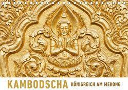 Kambodscha Königreich am MekongAT-Version (Tischkalender 2019 DIN A5 quer) von Ristl,  Martin