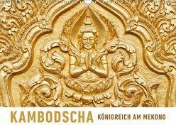 Kambodscha Königreich am MekongAT-Version (Wandkalender 2019 DIN A3 quer) von Ristl,  Martin