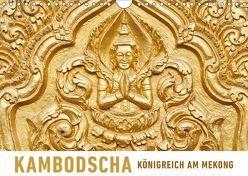 Kambodscha Königreich am MekongAT-Version (Wandkalender 2019 DIN A4 quer) von Ristl,  Martin