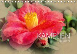 Kamelien Blüten (Tischkalender 2019 DIN A5 quer) von Meutzner,  Dirk