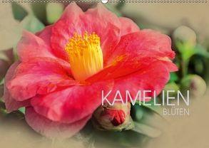 Kamelien Blüten (Wandkalender 2018 DIN A2 quer) von Meutzner,  Dirk